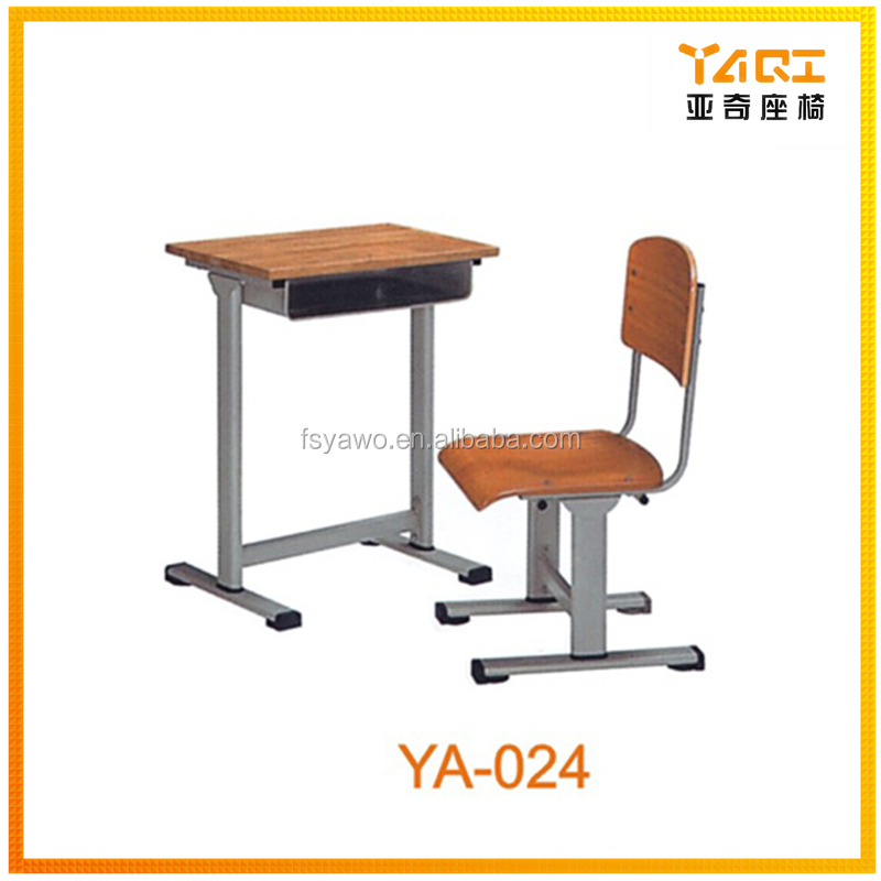Standard Classroom Used School Furniture Tables and Chairs