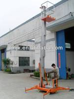 Mobile manual man lift for sale