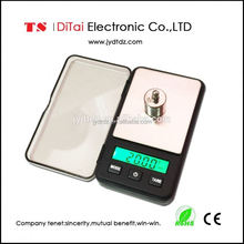 New design pocket scale micro weight sensor with backlight
