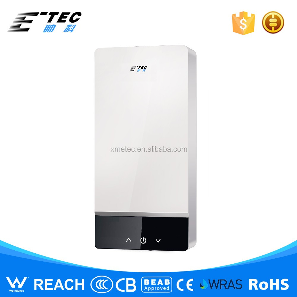 CE certified tankless electromagnetic induction water heater OEM manufacturer