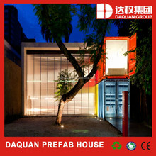 Modular Prefab luxury Multi Storey container house/Container Living Villa
