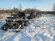 rubber tracks system for Polaris ATV/UTV vehicle