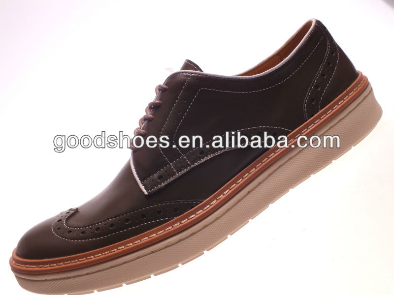 Fashion casual footwears for men 2014