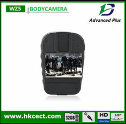 federal body-worn camera grant 360 degree rotation cctv camera with 6 IR night lens