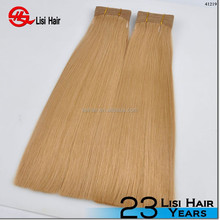 China Supplier Qingdao Lisi Top Quality Human Hair double drawn indian remy 150g