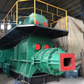Vacuum clay brick making machine supplier in China / standard and hollow clay brick making machine
