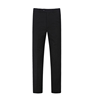 wholesale custom latest style black bank uniform suit pants for men