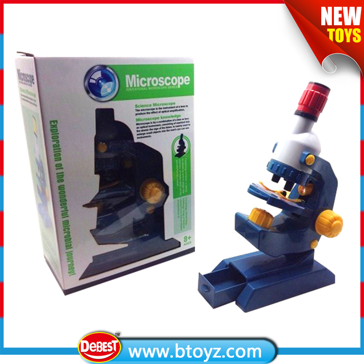 2015 Hot Selling Microscope Toys Microscope Intellect Toys , Educational Toys Science