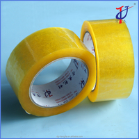 Top 3 Manufacturer wholesale clear transparent BOPP tape, Logo printed BOPP Adhesive tape