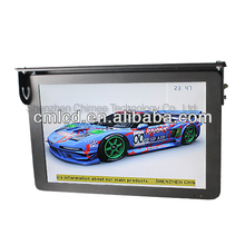 22inch programmable lcd media montor display advertising player