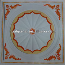 60x60 pvc ceiling design for hall pvc panel pvc ceiling panel plastic material