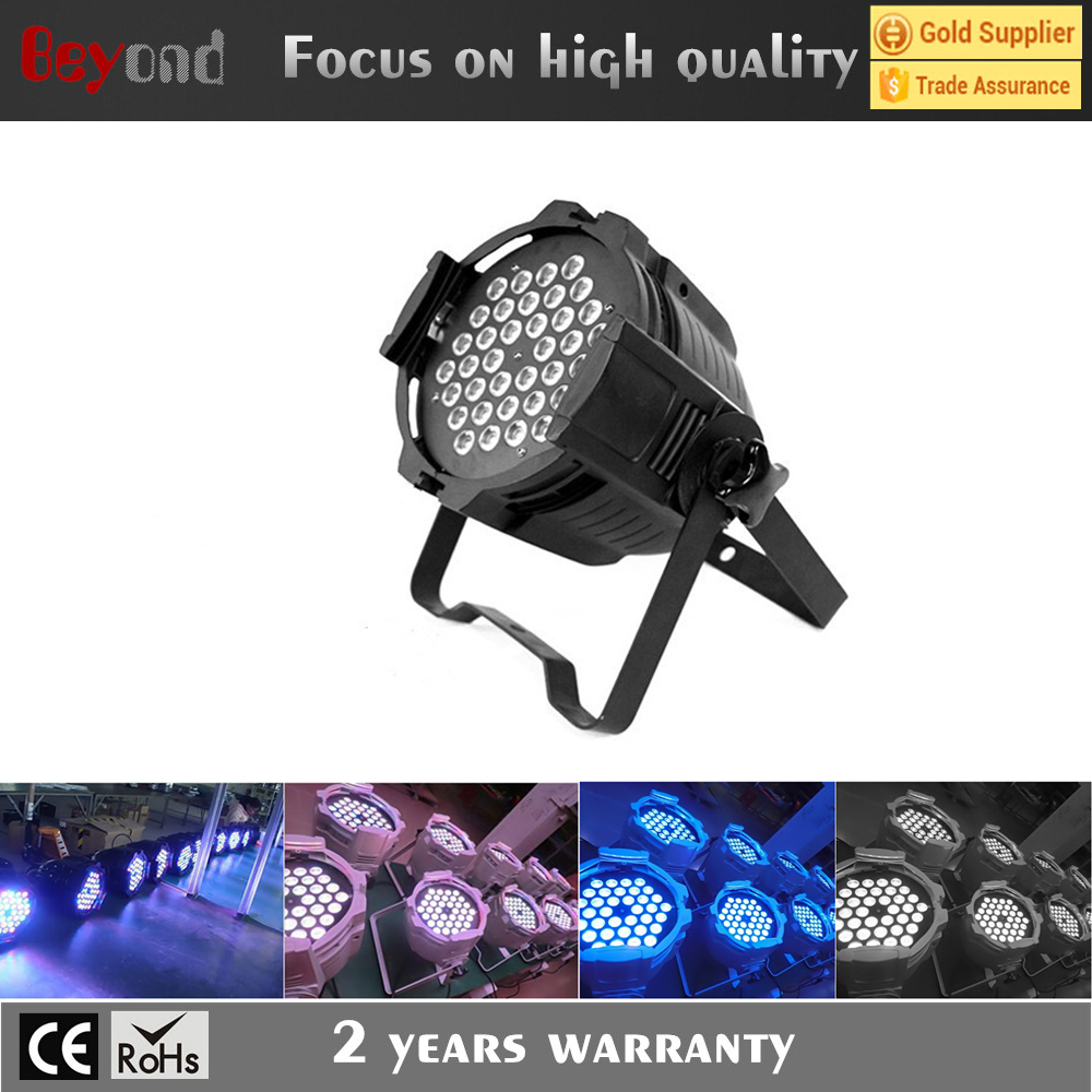 36 led 3w RGB, led light 3w, stage lighting, led par can light for party