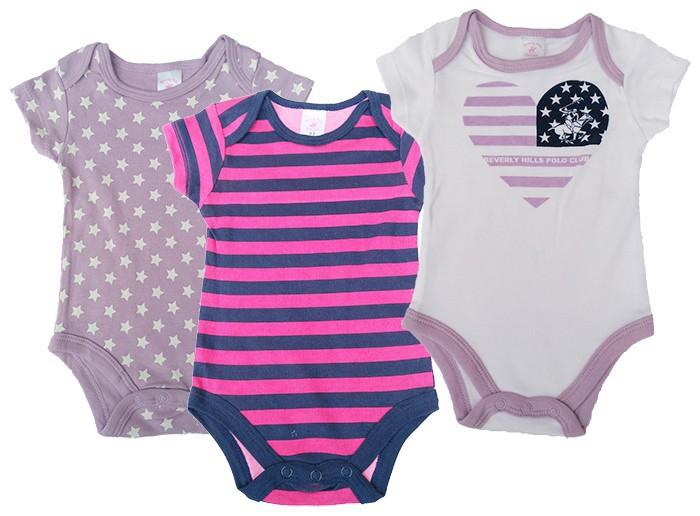 Factory Organic Cotton For Romper Newborn Summer Clothing