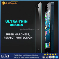 Transparency Tempered Glass Screen Protector For iPhone 4