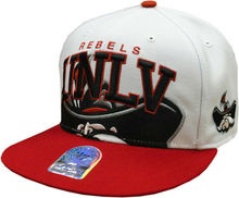 University of Nevada Las Vegas - UNLV Rebels Snapback Hat