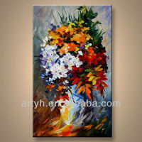Wholesale Pictures Of Flower Canvas Painting