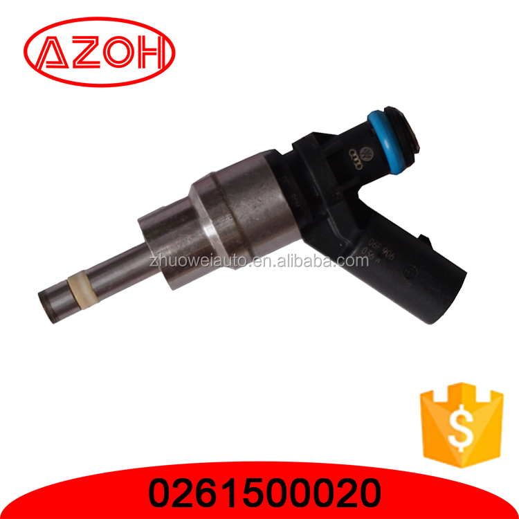 Top quality car diesel engine fuel injector spray nozzle 06F906036A 0261500020 BOS-CH