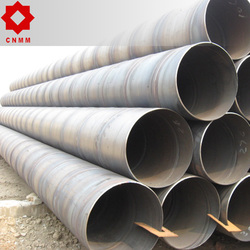 for oil and gas concrete lined spiral weled steel pipe