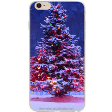 For Samsung Galaxy N9000 Note 3 Plastic Hard Back Cover Christmas Plastic Phone Case