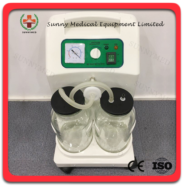 SY-I050 Medical Suction Device Professional Portable Electric Suction Apparatus
