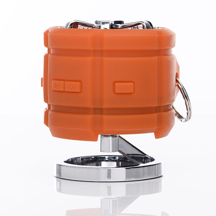 Mini Waterproof Bluetooth Speaker With Suction Cup