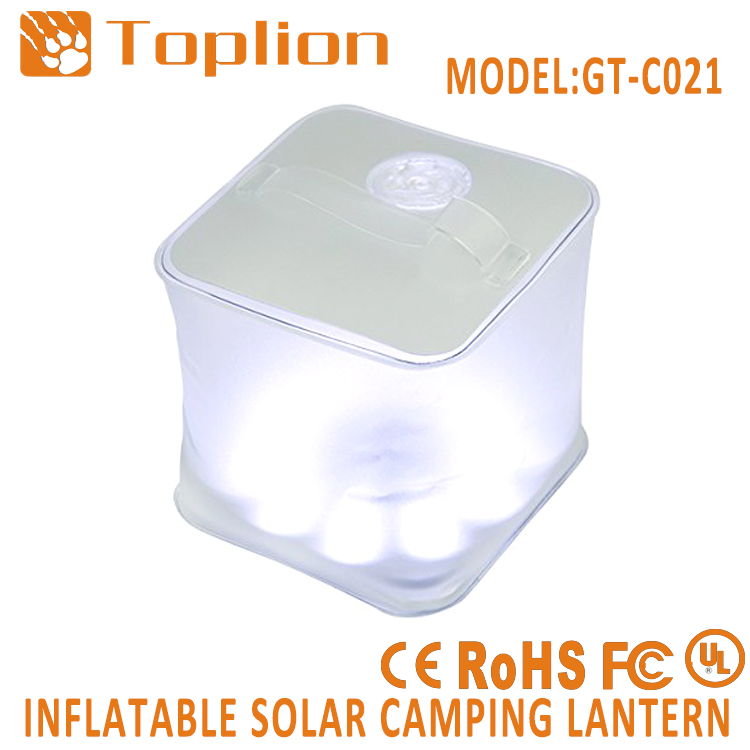 Factory wholesale high quality Waterproof Emergency Light Inflatable Lantern lightweight unique design