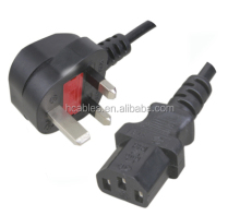 250v 13A Fused ASTA England British BSI manis lead UK Power Cord