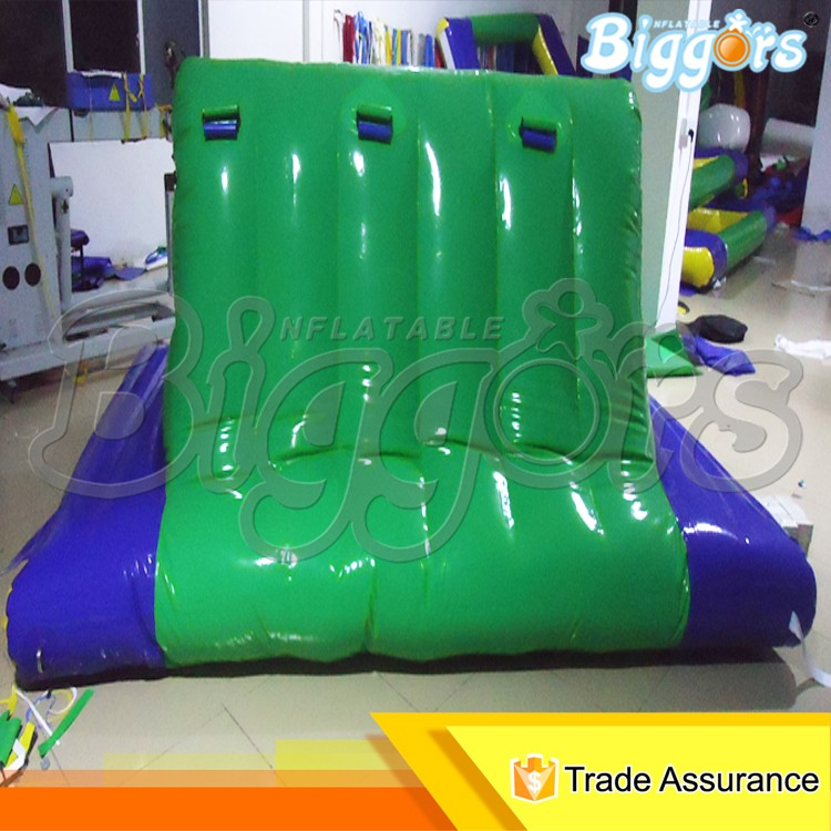 Hot Popular Water Sports Inflatable Ice Mountains For Climbing Games
