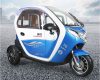 trade assurance factory customize 3 wheel cabin electric cheap car