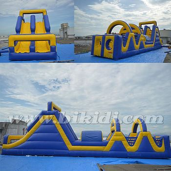 Inflatable obstacle course, inflatable tunnel obstacle games B5003