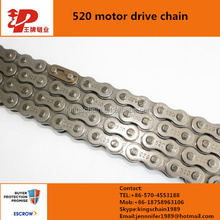 wholesale standard 520 colored O-ring motorcycle chain