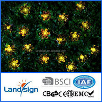 XLTD-116 IP44 Wedding Party Festival Christmas Decoration Solar Powered LED String Lights