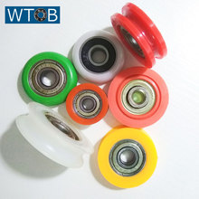 Miniature Steel Ball Bearing Skateboard Wheels Zz809 Bearing 4 Wheels Skateboards Bearing