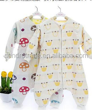 2017 hot style High quality 100%organic cotton baby rompers baby long sleeves for all the world /Cute baby clothes rompers