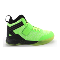 cheap sale mesh sluorescence breathable basketball shoes men brand in low price