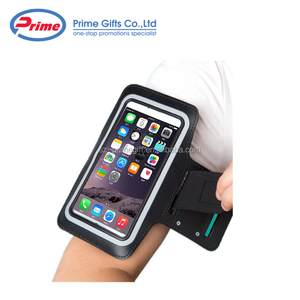 Wholesale Elastic Sport Phone Arm Band / Armband with Custom Logo