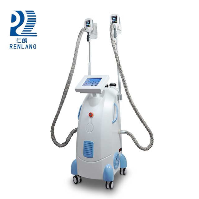Ultrasound Cavitation RF Cryolipolysis Vacuum Suction Facial Body Sculpting fat reducing machine CE ISO RoHS approved