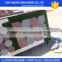QT 8-15 small manufacturing machines cheap patio paver stone for sale