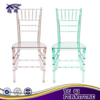 plastic stacking resin tiffany chair