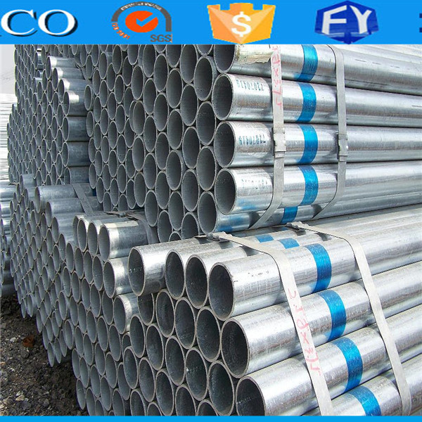 FACO Steel Group sonic tubes for pile integrity testing thermal insulation steel tubes made in china