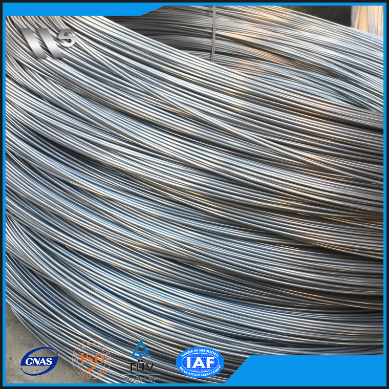 Oil Tempered High Carbon Spring Steel Wire