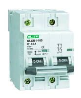 NC100H mini circuit breaker 80 amp