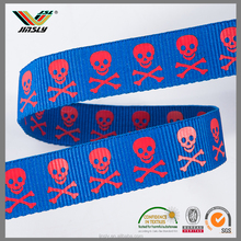 Custom Printed Pattern Web Belt Custom Printed Web Belt Webbing Belt With Rivet