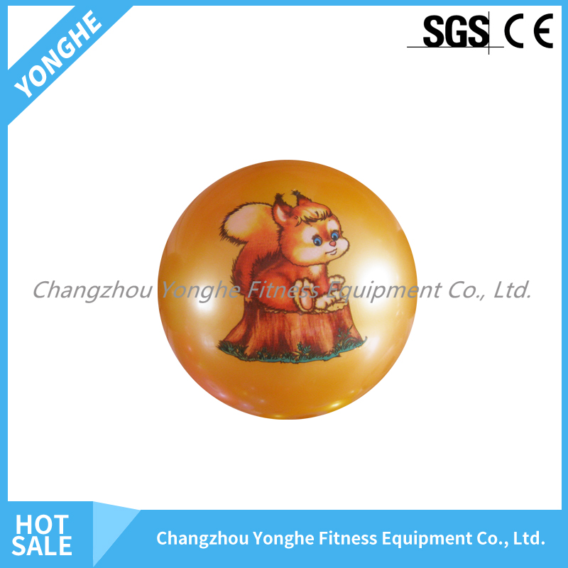 New design colorful pvc customized inflatable sticker ball
