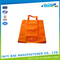 Folding Utility large size custom foldable shopping bags