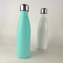 500ml Sport Cola Bottle Vacuum Thermos Swell Double Wall Flask