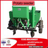 Potato Planting Machine Tractor mounted 2 row sweet potato seeder