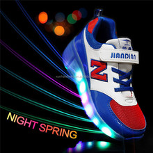 Factory Heel Children Roller Shoes Boy & Girl Automatic LED Lighted Flashing Roller Skates Kids Fashion Sneakers With Wheel