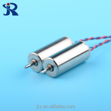 7x16mm High speed 3.7v 45000 rpm <strong>dc</strong> motor for helicopter ,mini drone motorJMM1509