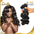 Top quality virgin wholesale hair loose wave Brazilian hair Cheap price good quality on sale